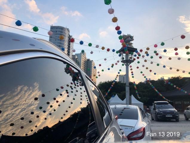 2019 Bongeunsa Temple by Fan 13.5