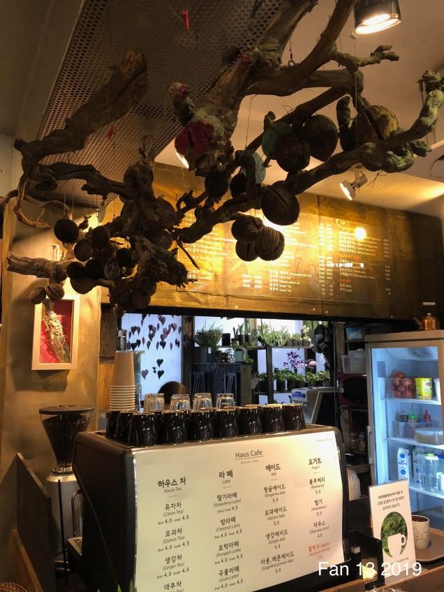 2019 Flower Cafe Seoul by Fan 13. 5