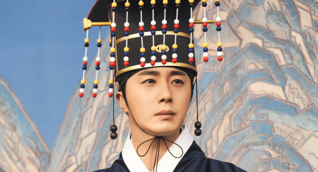 2019 Jung Il-woo larger than life in Haechi. 36