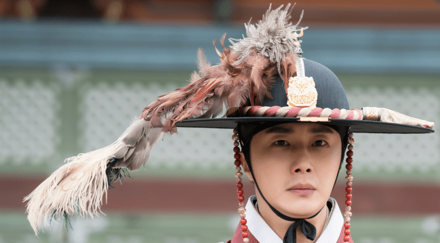 2019 Jung Il-woo larger than life in Haechi. 57