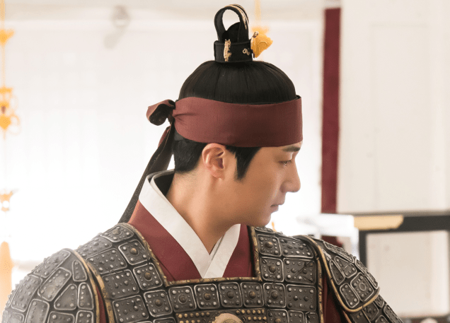 2019 Jung Il-woo larger than life in Haechi. 61