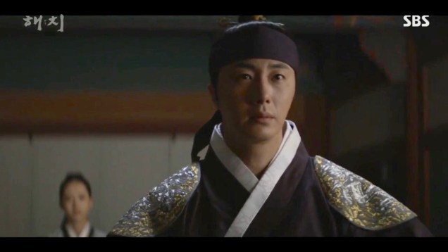 Jung Il-woo in Haechi Episode 22 (43-44) Cr. SBS 114