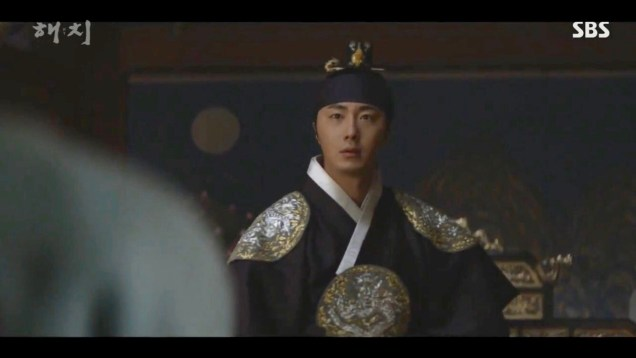 Jung Il-woo in Haechi Episode 22 (43-44) Cr. SBS 115