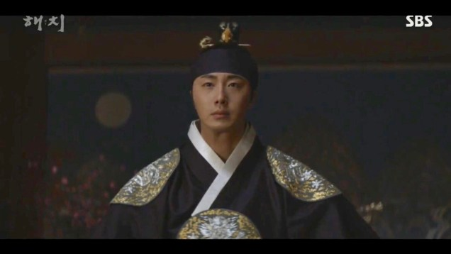 Jung Il-woo in Haechi Episode 22 (43-44) Cr. SBS 116