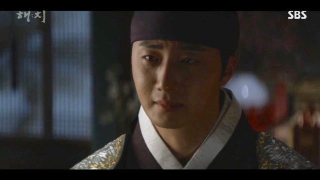 Jung Il-woo in Haechi Episode 22 (43-44) Cr. SBS 123