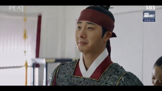 Jung Il-woo in Haechi Episode 22 (43-44) Cr. SBS 42
