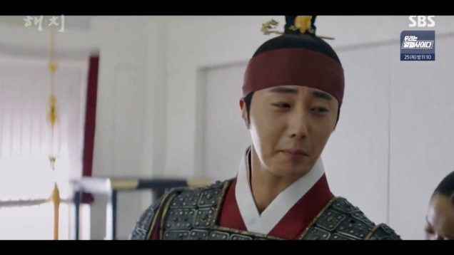 Jung Il-woo in Haechi Episode 22 (43-44) Cr. SBS 45