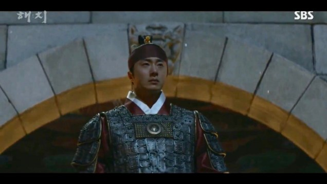 Jung Il-woo in Haechi Episode 22 (43-44) Cr. SBS 55