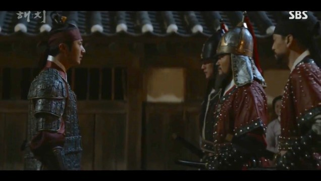 Jung Il-woo in Haechi Episode 22 (43-44) Cr. SBS 62