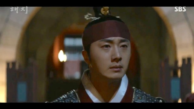 Jung Il-woo in Haechi Episode 22 (43-44) Cr. SBS 67