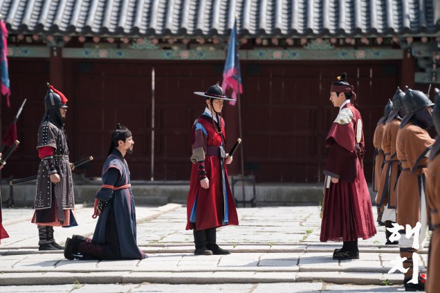 Jung Il-woo in Haechi Episode 22 (43-44) Website Photos Cr. SBS 10