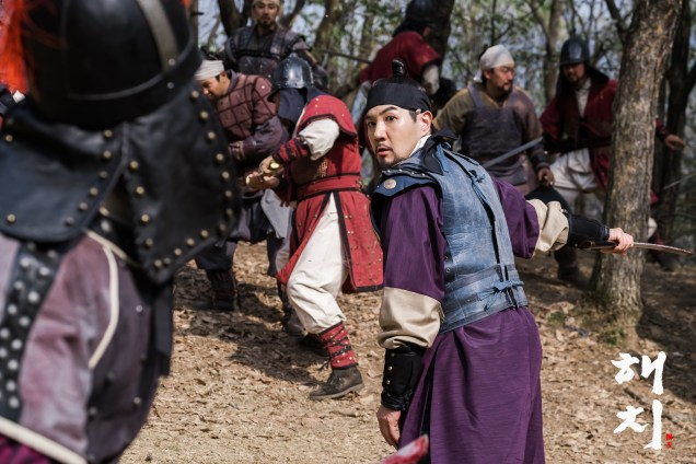 Jung Il-woo in Haechi Episode 22 (43-44) Website Photos Cr. SBS 14