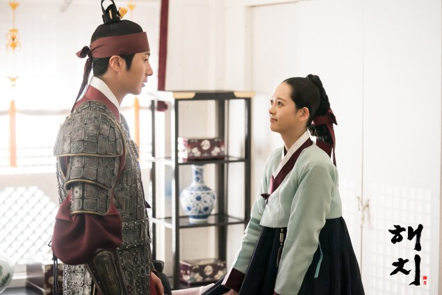 Jung Il-woo in Haechi Episode 22 (43-44) Website Photos Cr. SBS 4