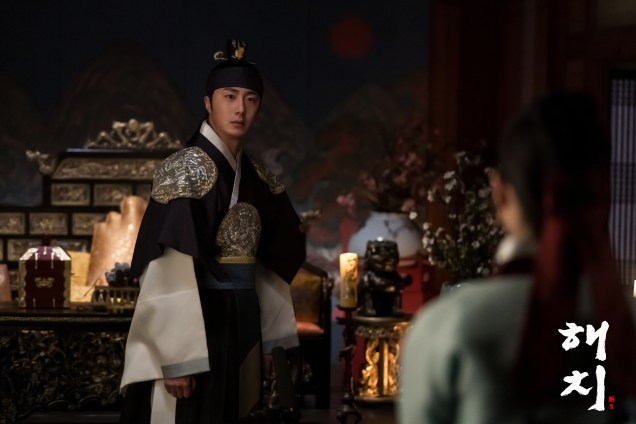 Jung Il-woo in Haechi Episode 22 (43-44) Website Photos Cr. SBS 5
