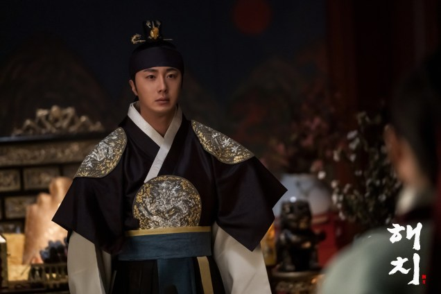 Jung Il-woo in Haechi Episode 22 (43-44) Website Photos Cr. SBS 6