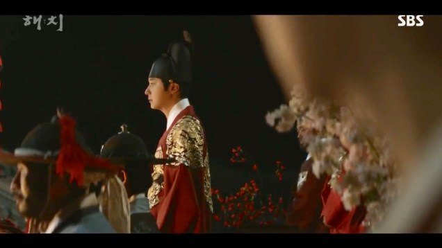 Jung Il-woo In Haechi Episode 24 (47-48) Cr.SBS. 104