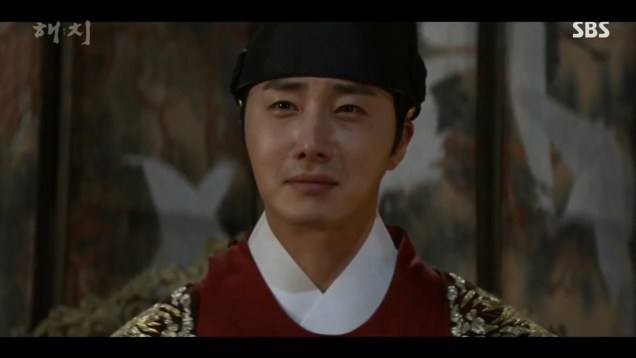 Jung Il-woo In Haechi Episode 24 (47-48) Cr.SBS. 108