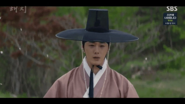Jung Il-woo In Haechi Episode 24 (47-48) Cr.SBS. 144