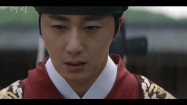 Jung Il-woo In Haechi Episode 24 (47-48) Cr.SBS. 31