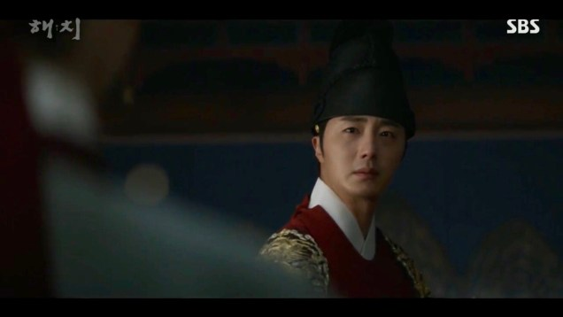 Jung Il-woo In Haechi Episode 24 (47-48) Cr.SBS. 46