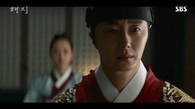 Jung Il-woo In Haechi Episode 24 (47-48) Cr.SBS. 62
