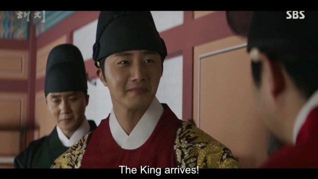 Jung Il-woo In Haechi Episode 24 (47-48) Cr.SBS. 77