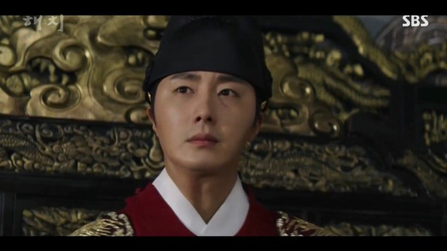 Jung Il-woo In Haechi Episode 24 (47-48) Cr.SBS. 78
