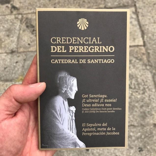 Jung Il-woo walking El Camino de Santiago. May 2019 3