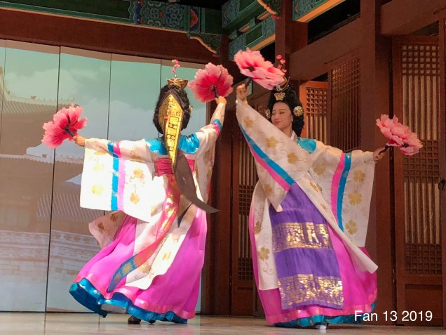 Traditional Korean Show 'Shimcheong' at the Korea House by Fan 13.3