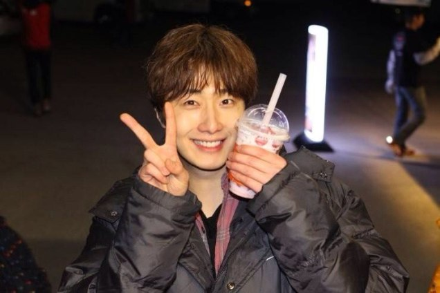 2016 8 19 Jung Il-woo in Cinderella and the Four Knights. Episode 3. Behind the Scenes. Cr. Various. 17