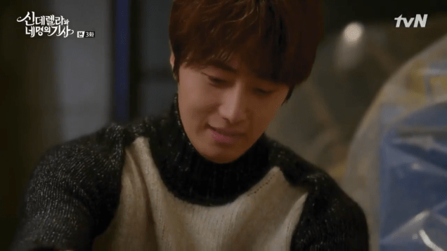 2016 8 19 Jung Il-woo in Cinderella and the Four Knights. Episode 3. Cr. tvN 31