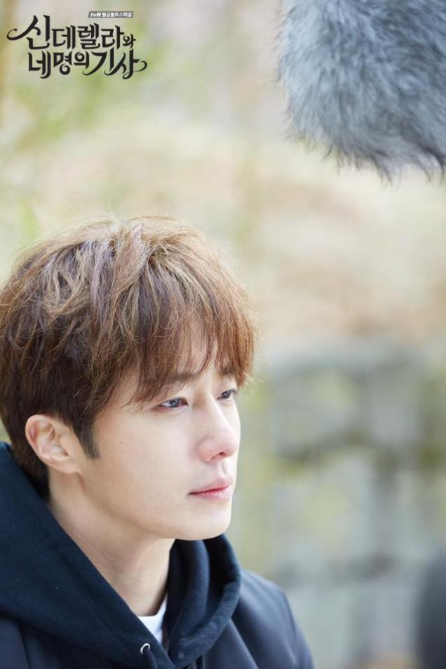 2016 8 19 Jung Il-woo in Cinderella and the Four Knights. Episode 3. Website Photos. Cr. tvN 5