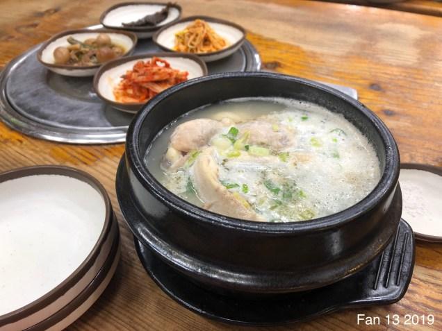 2019 6 10 Eating Samgyetang By Fan 13.2.JPG