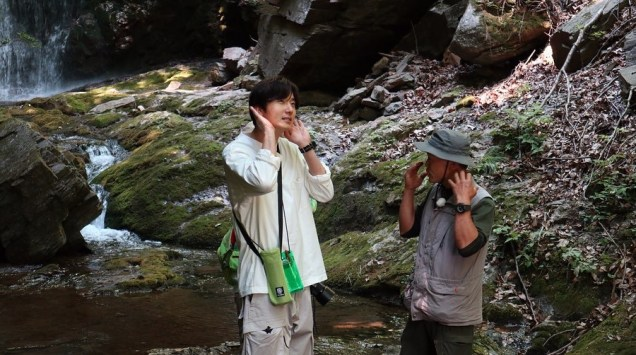 2019-6-25 Jung Il-woo and KBS Explore the wild together.  5.JPG