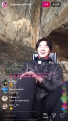 2019-6-25 Jung Il-woo live from Gangwon-do, South Korea for KBS. 43