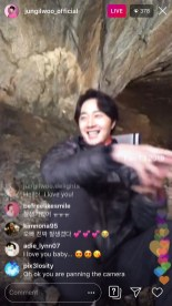 2019-6-25 Jung Il-woo live from Gangwon-do, South Korea for KBS. 49