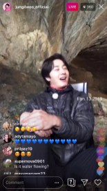 2019-6-25 Jung Il-woo live from Gangwon-do, South Korea for KBS. 55
