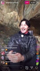 2019-6-25 Jung Il-woo live from Gangwon-do, South Korea for KBS. 56