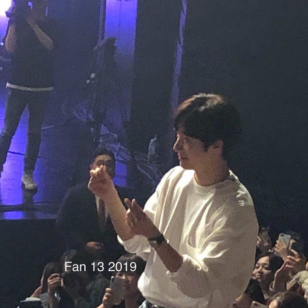 2019 6 8. At Jung Il-woo's Fan Meeting in Seoul. By Fan 13. 00022.JPG