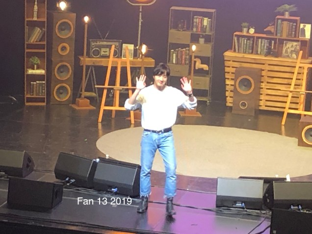 2019 6 8. At Jung Il-woo's Fan Meeting in Seoul. By Fan 13. 00036.JPG