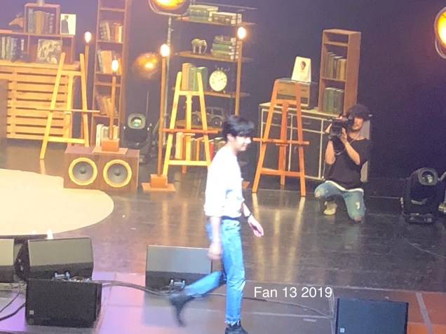 2019 6 8. At Jung Il-woo's Fan Meeting in Seoul. By Fan 13. 00037.JPG