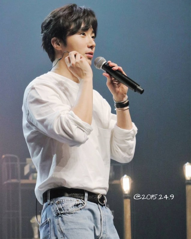 2019 6 8. At Jung Il-woo's Fan Meeting in Seoul. By Fan 13. 00050.JPG