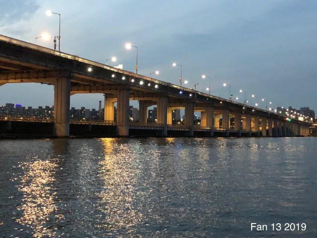 2019 Banpo Rainbow Bridge and Floating Island by Fan 13.3