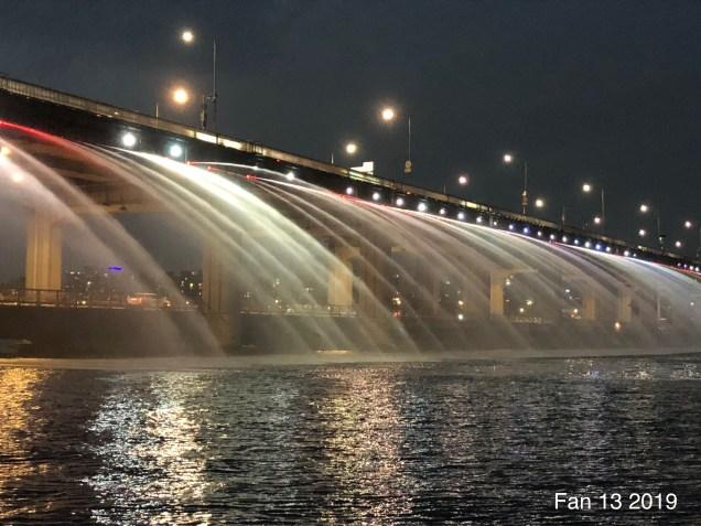 2019 Banpo Rainbow Bridge and Floating Island by Fan 13.4