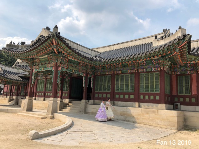 2019 Changdeokgung Palace by Fan 13. 1