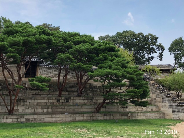 2019 Changdeokgung Palace by Fan 13. 18