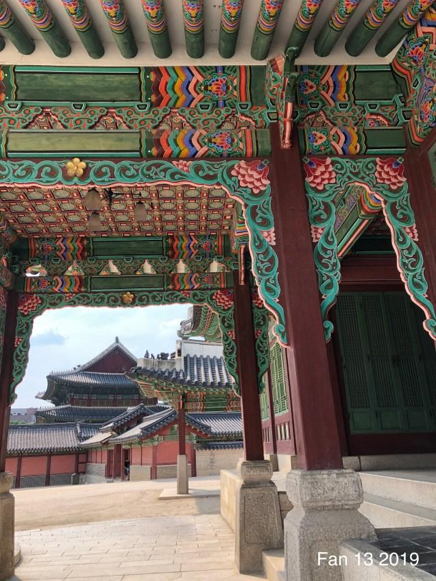 2019 Changdeokgung Palace by Fan 13. 8