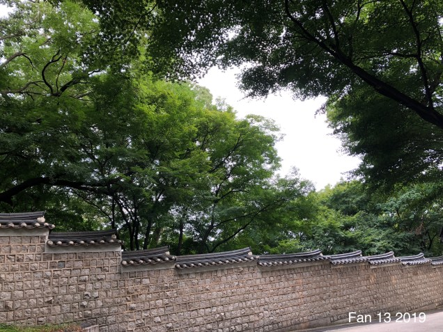 2019 Changdeokgung Palace by Fan 13. 9