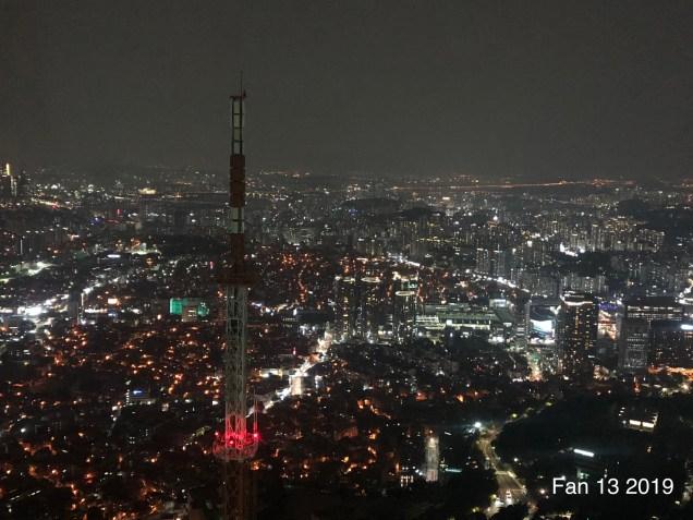 2019 Nasam Tower, Seoul. By Fan 13 10