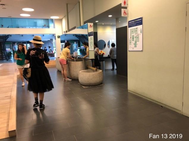 2019 National Korean Folk Art Museum by Jung Il-woo's Fan 13.16